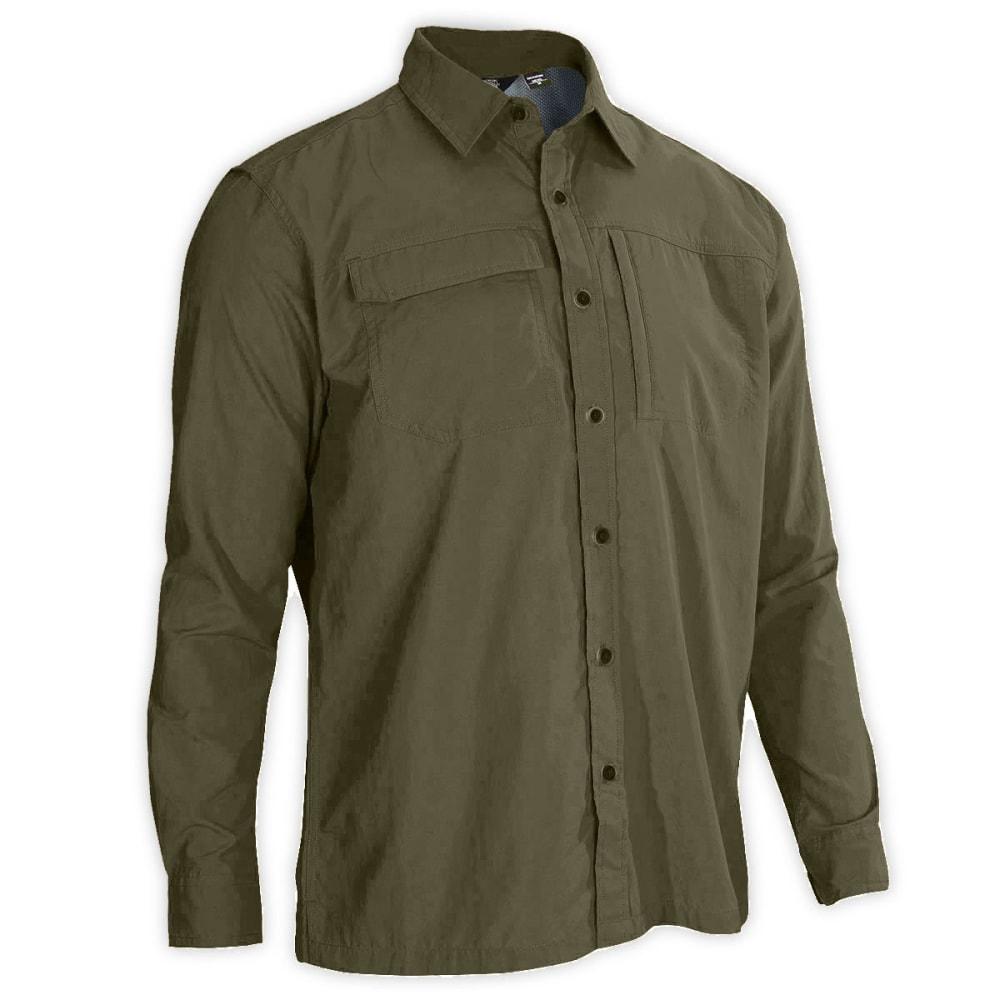 Ems men 39 s trailhead upf long sleeve shirt eastern for Mens outdoor long sleeve shirts