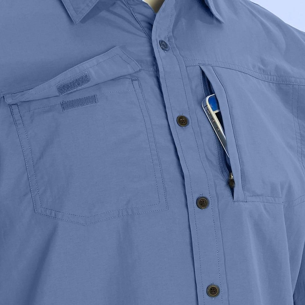 EMS® Men's Trailhead UPF Long-Sleeve Shirt - CORONET BLUE