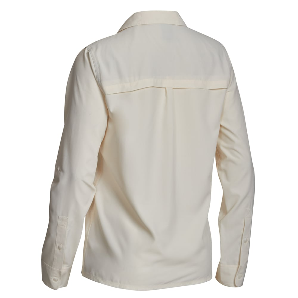 EMS® Women's Compass UPF Long-Sleeve Shirt - COCONUT MILK