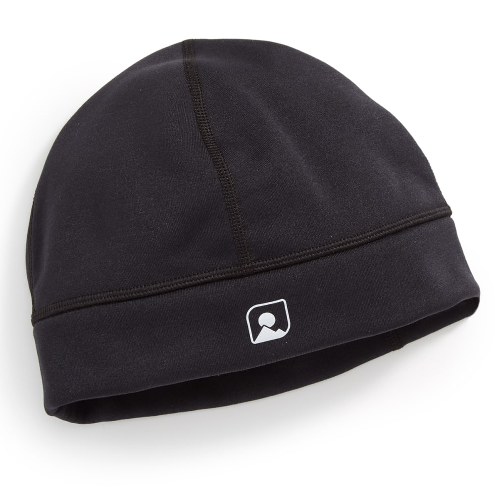 EMS® Power Stretch Beanie - JET BLACK
