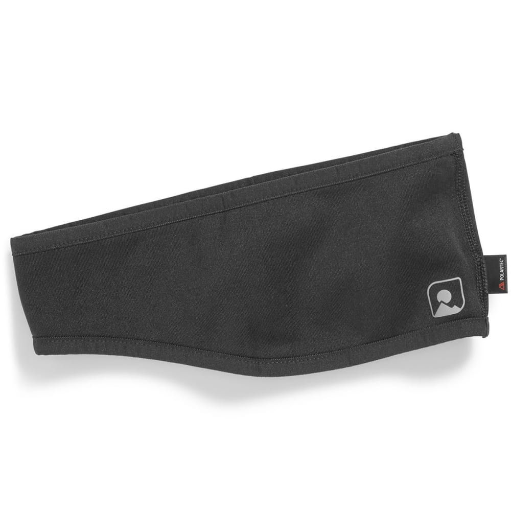 EMS® Power Stretch Headband - JET BLACK