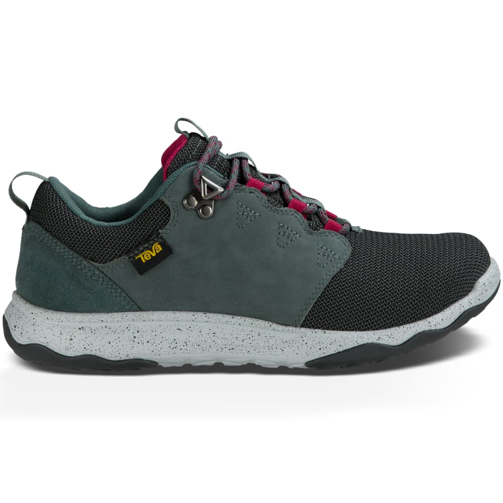 TEVA Women's Arrowood Waterproof Shoes, Slate - SLATE