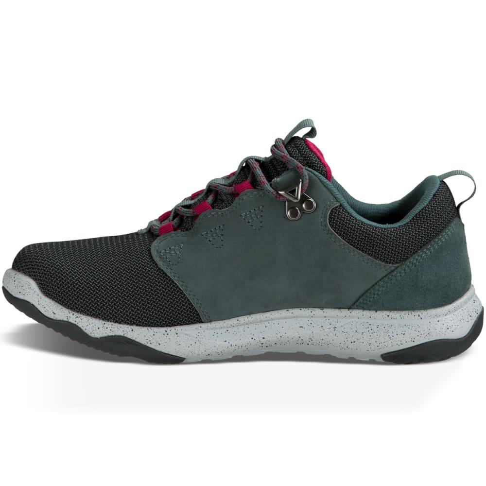 TEVA Women's Arrowood Waterproof Shoes, Slate - Eastern ...