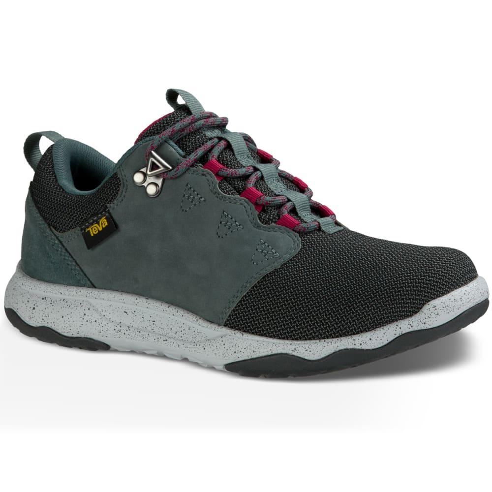 TEVA Women's Arrowood Waterproof Shoes, Slate - SLATE