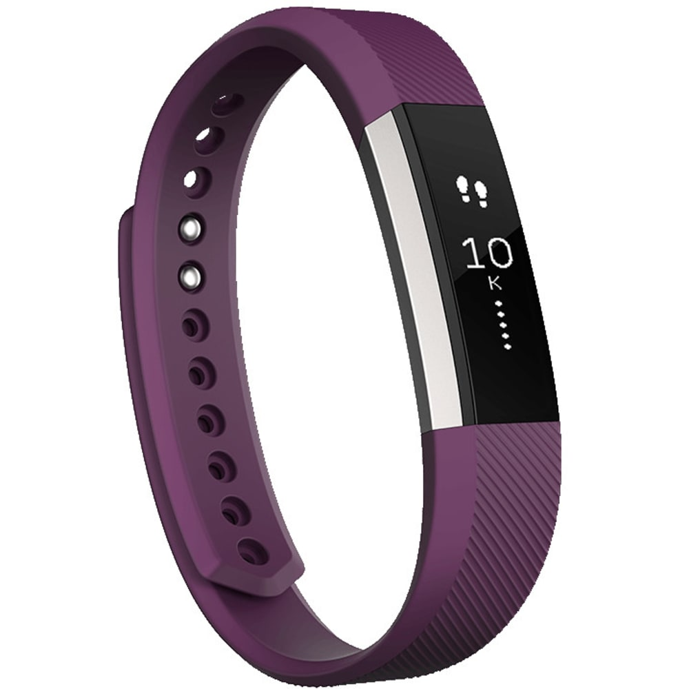 FITBIT Alta Activity Tracker, Plum, Small - PLUM