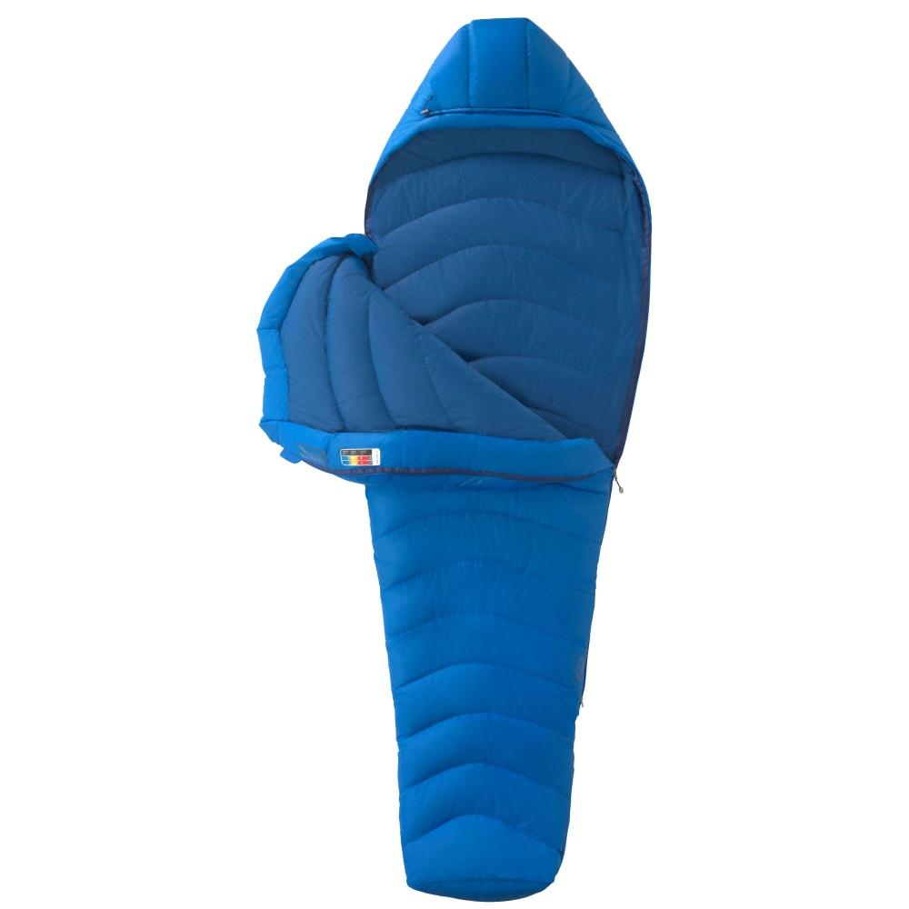 MARMOT Helium Sleeping Bag, Long - COBALT BLUE/BLUE NT