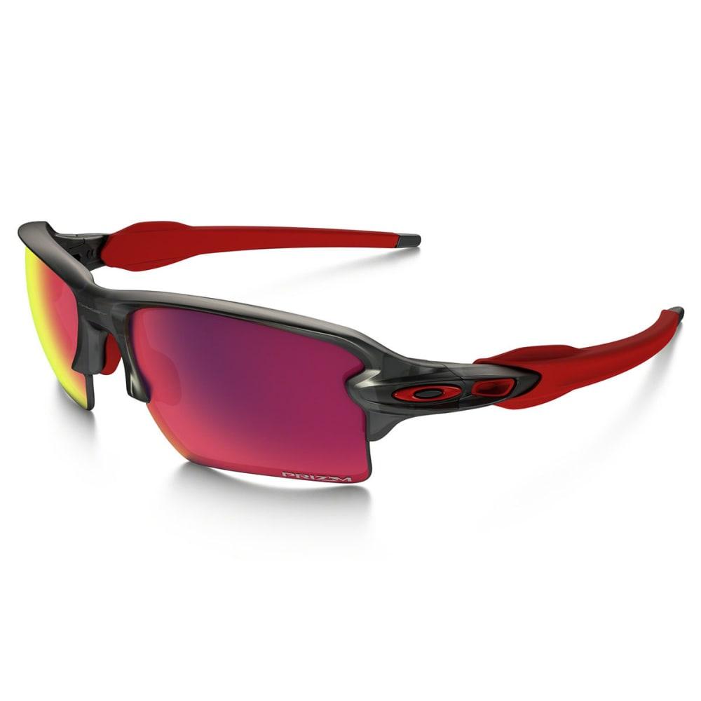 OAKLEY Flak 2.0 XL Sunglasses, Matte Grey Smoke - MATTE GREY SMOKE