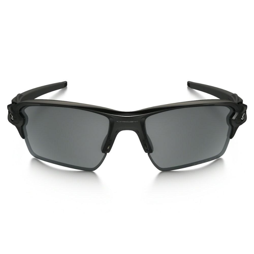 OAKLEY Flak 2.0 XL Polarized Sunglasses - POLISHED BLACK/BLACK