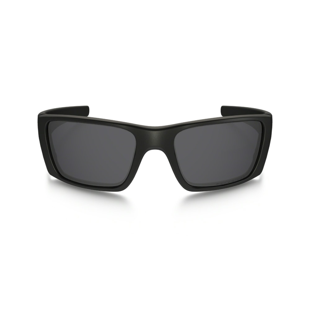 OAKLEY Fuel Cell Polarized Sunglasses - MATTE BLACK/GREY