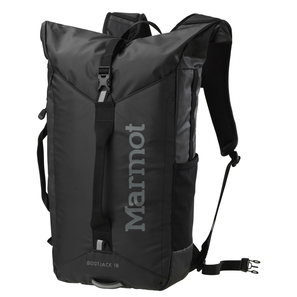 ad3e4db721f6a MARMOT Bootjack 18 Backpack - BLACK. Hover to zoom