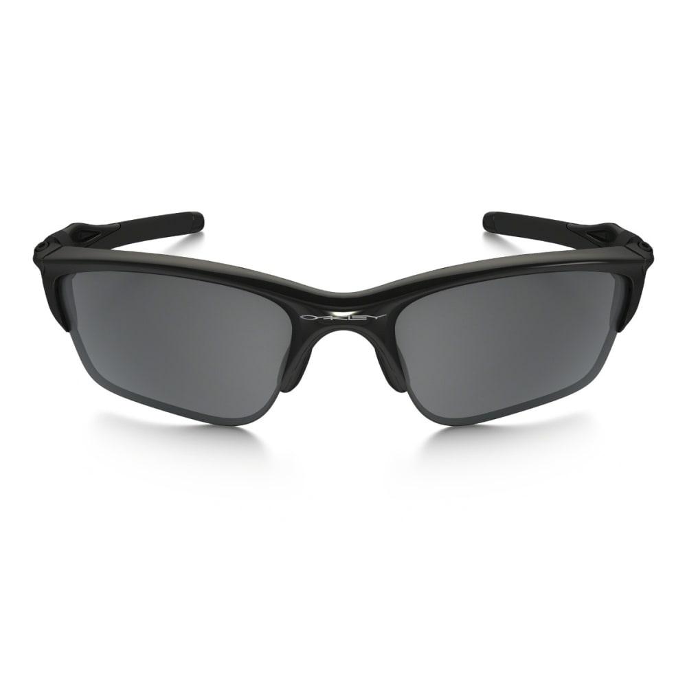 OAKLEY Half Jacket 2.0 XL Polarized Sunglasses - POLISHED BLACK/BLACK