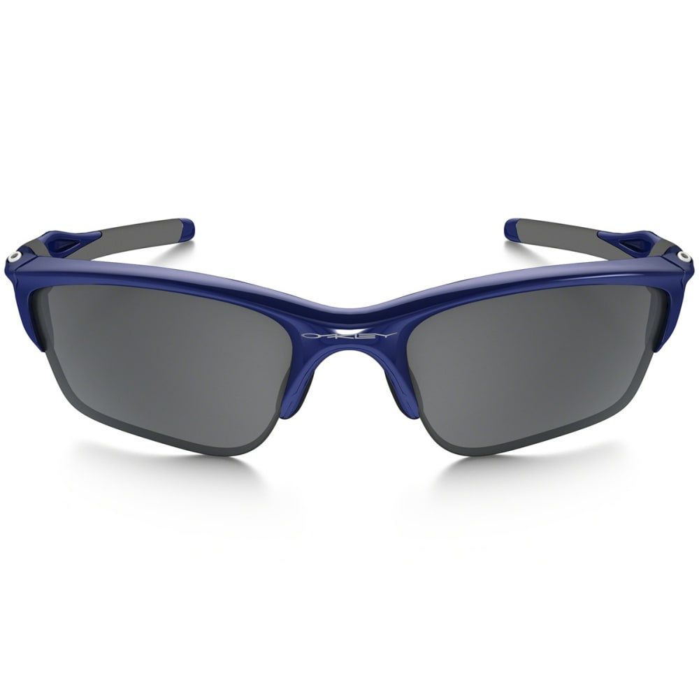 OAKLEY Half Jacket® 2.0 Sunglasses, XL - POLISHED NAVY/BLACK