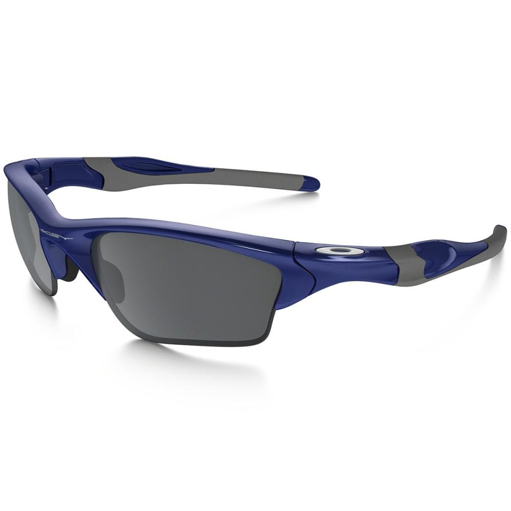 OAKLEY Half Jacket 2.0 Sunglasses, XL - POLISHED NAVY/BLACK