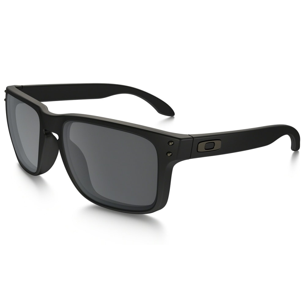 OAKLEY Holbrook Sunglasses - MATTE BLACK