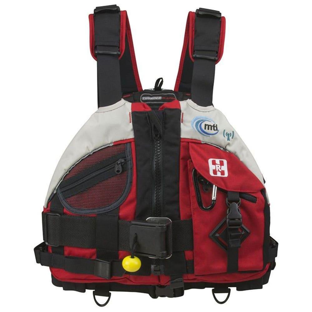 MTI Thunder R-Spec Rescue PFD - RED/WHITE
