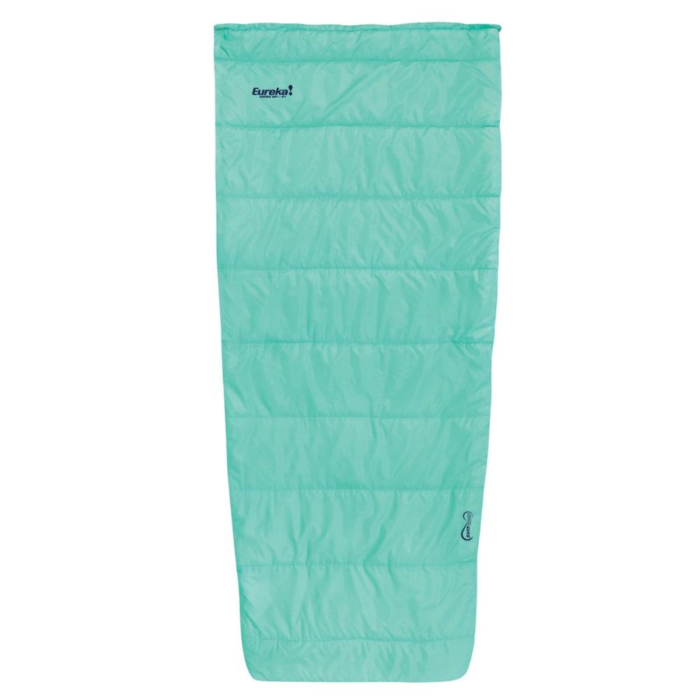EUREKA Women's Kiewa 40°F Sleeping Bag NO SIZE