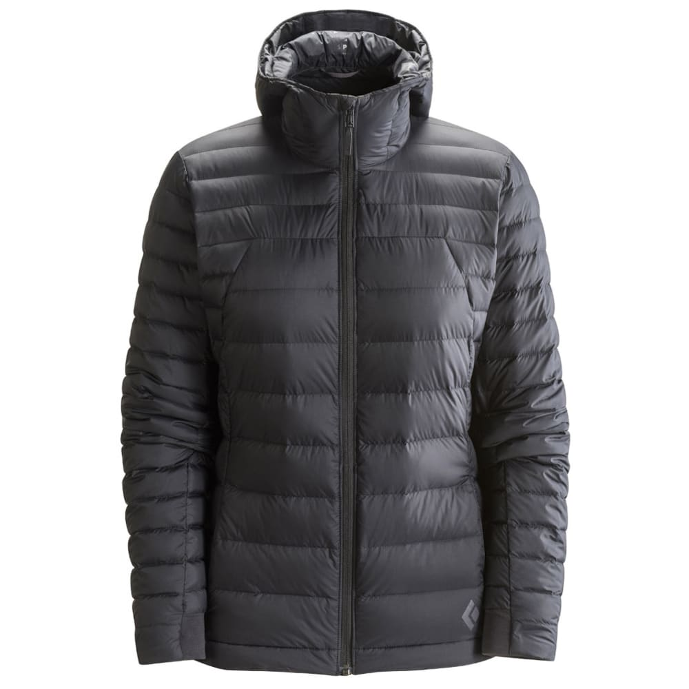 BLACK DIAMOND Women's Cold Forge Hoody - BLACK