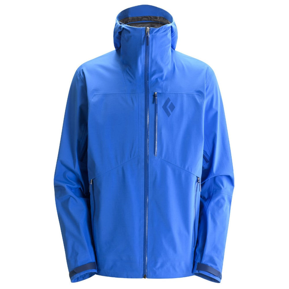BLACK DIAMOND Men's Sharp End Shell Jacket - ATLANTIS