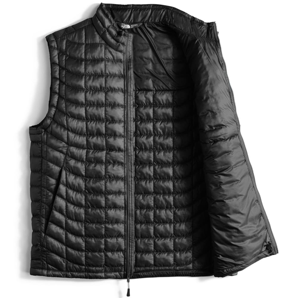 THE NORTH FACE Men's Thermoball Vest - JK3-TNF BLACK