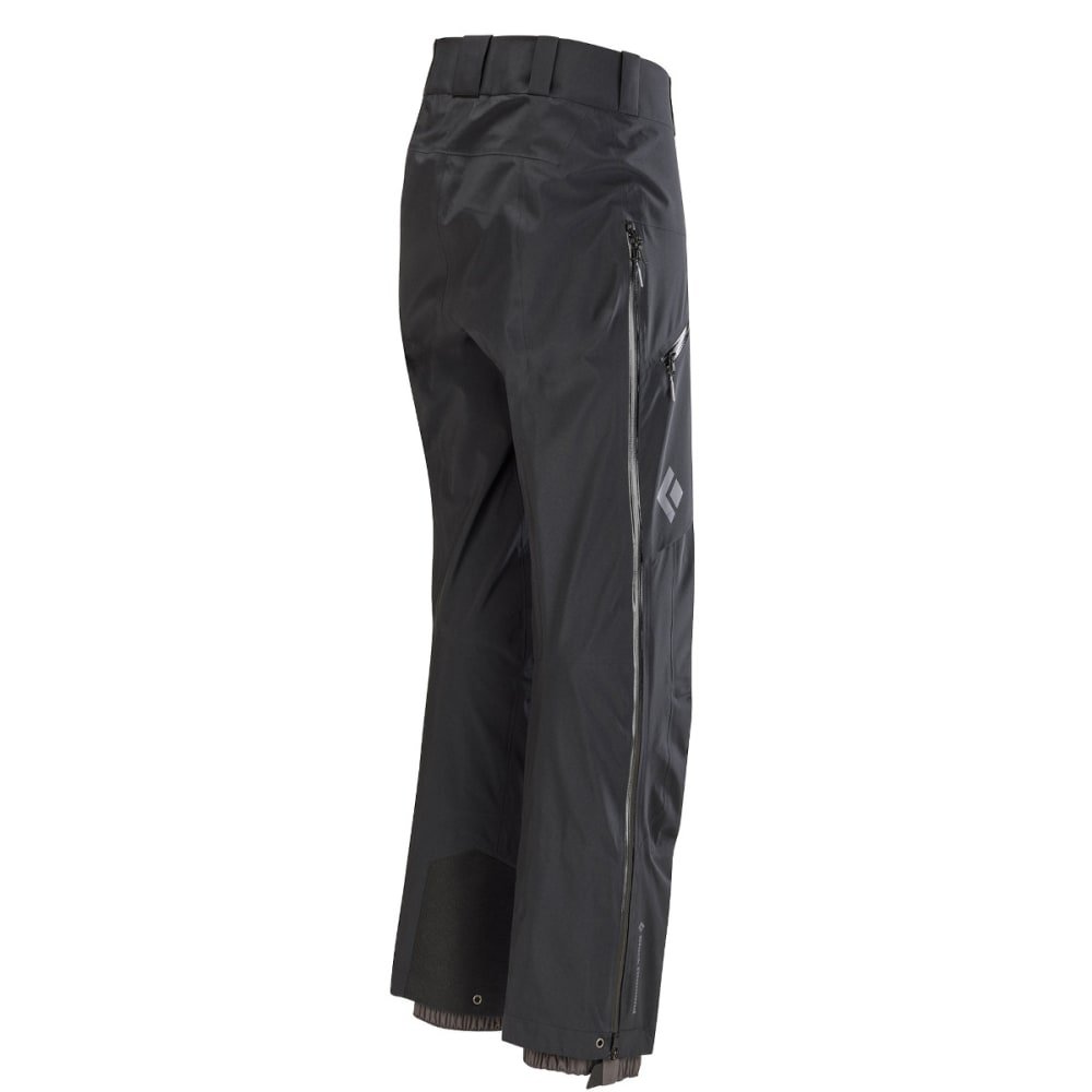 BLACK DIAMOND Men's Sharp End Shell Pants - BLACK