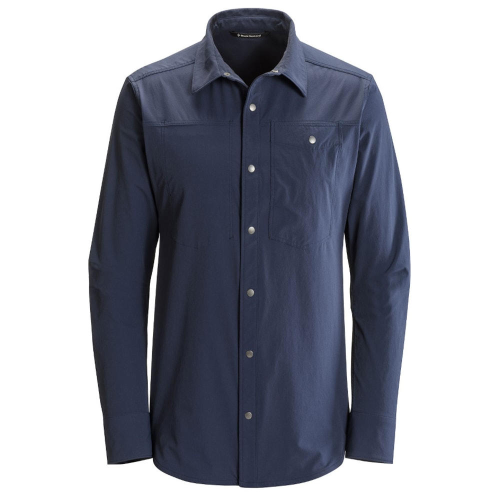 BLACK DIAMOND Men's Modern Rock Shirt - CAPTAIN