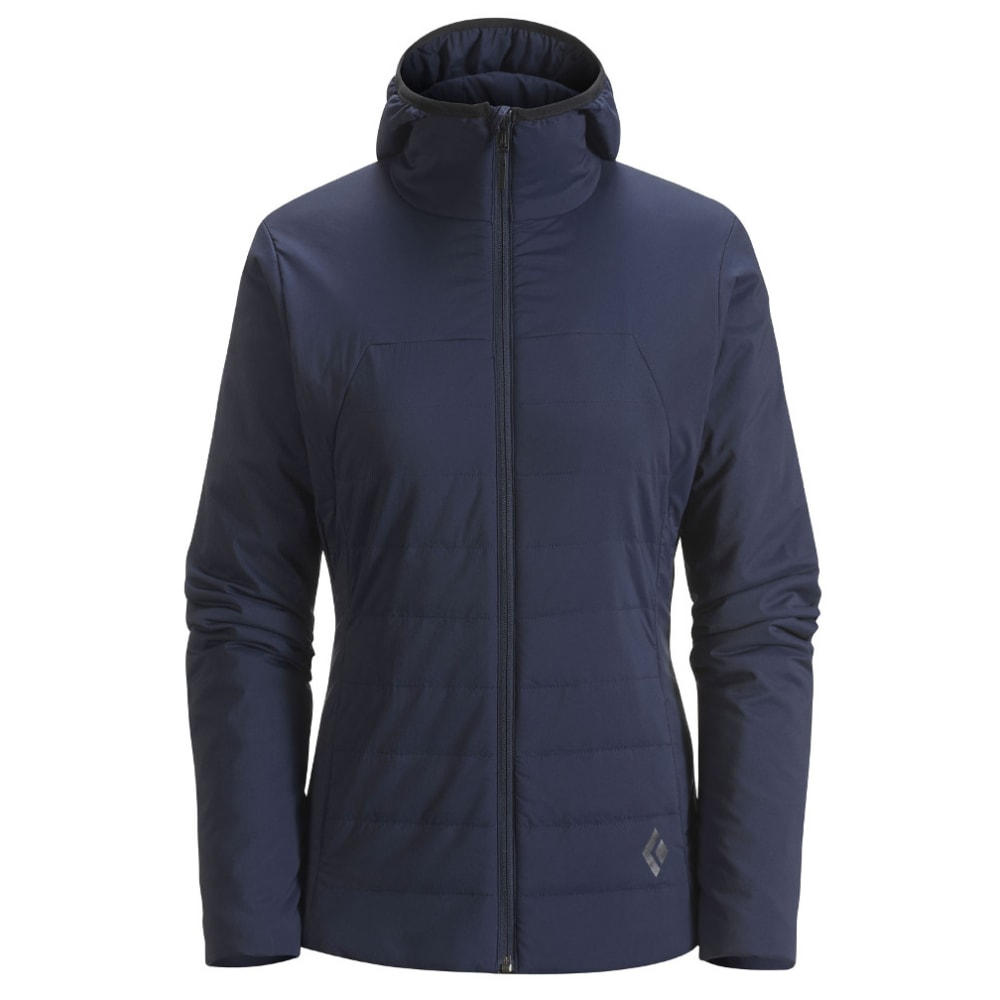 Black Diamond Women's First Light Hoody - Blue E2SY