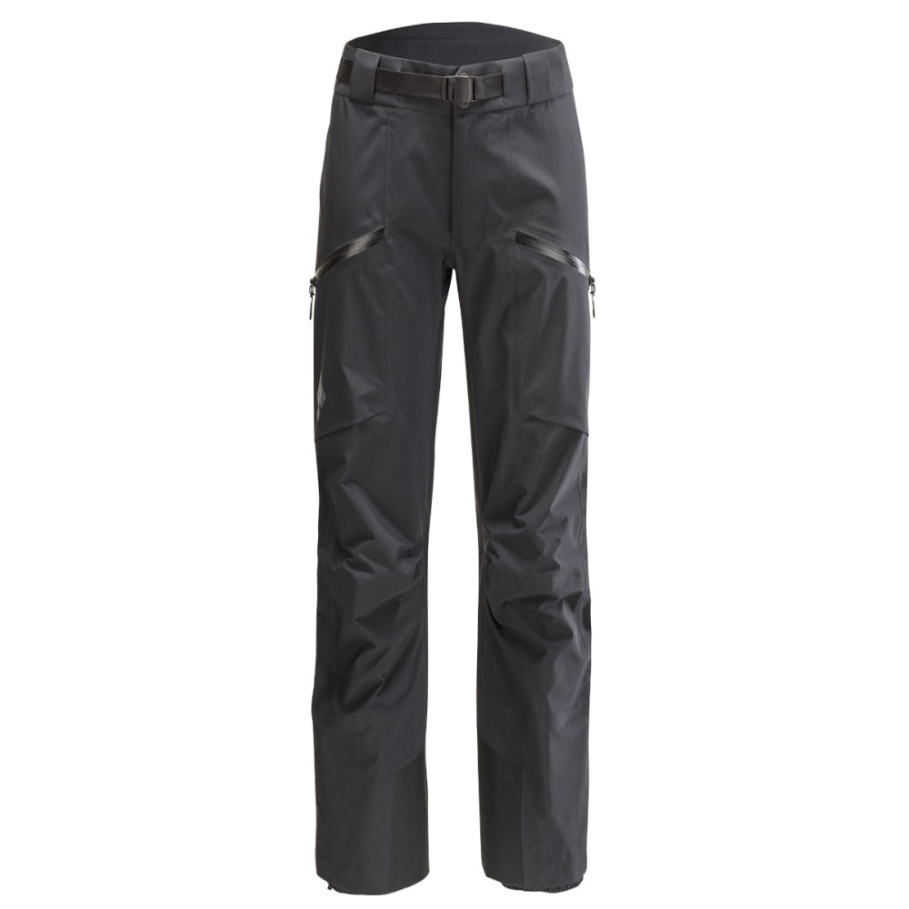 BLACK DIAMOND Men's Stance Belay Pants - BLACK