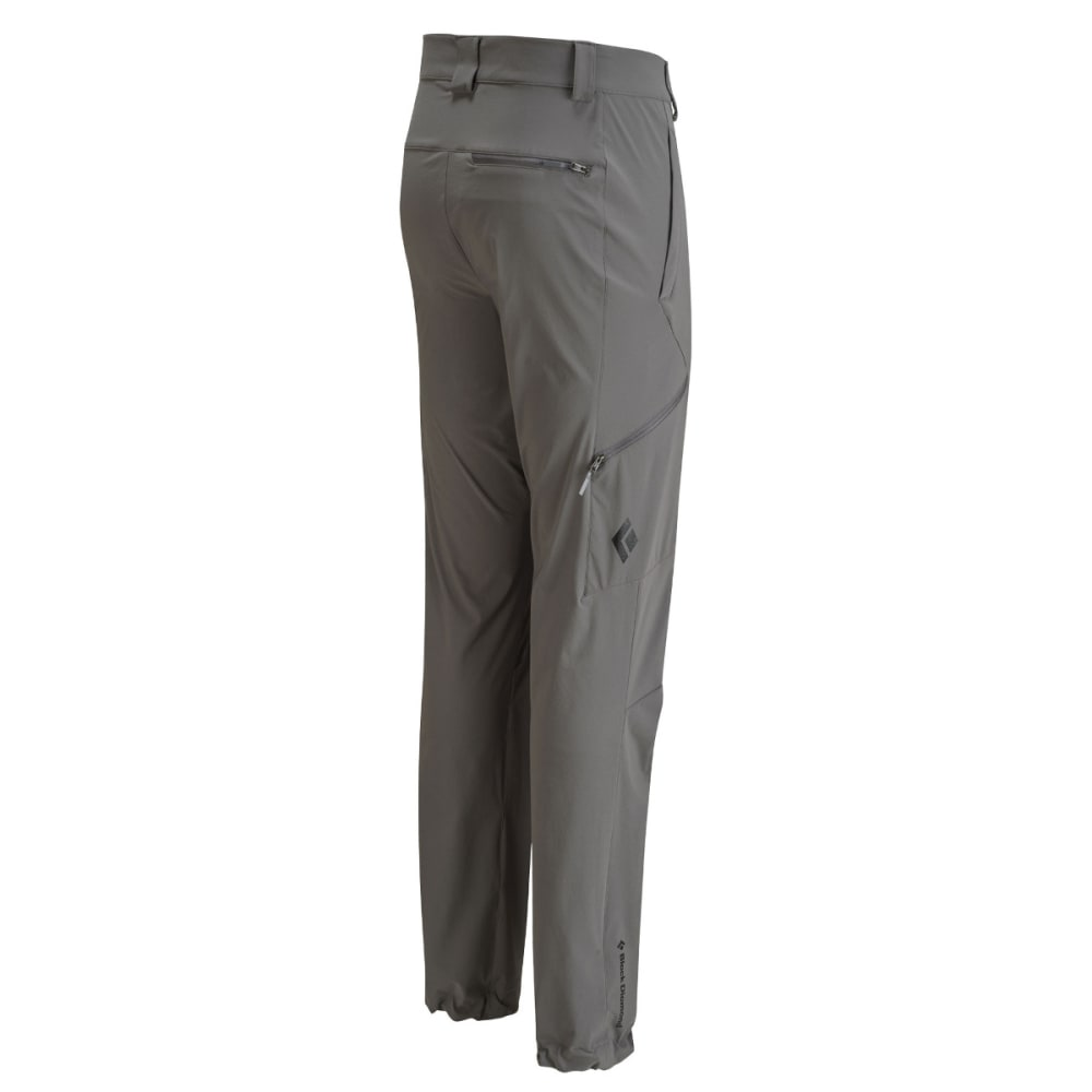 BLACK DIAMOND Men's Alpine Pants - GRANITE