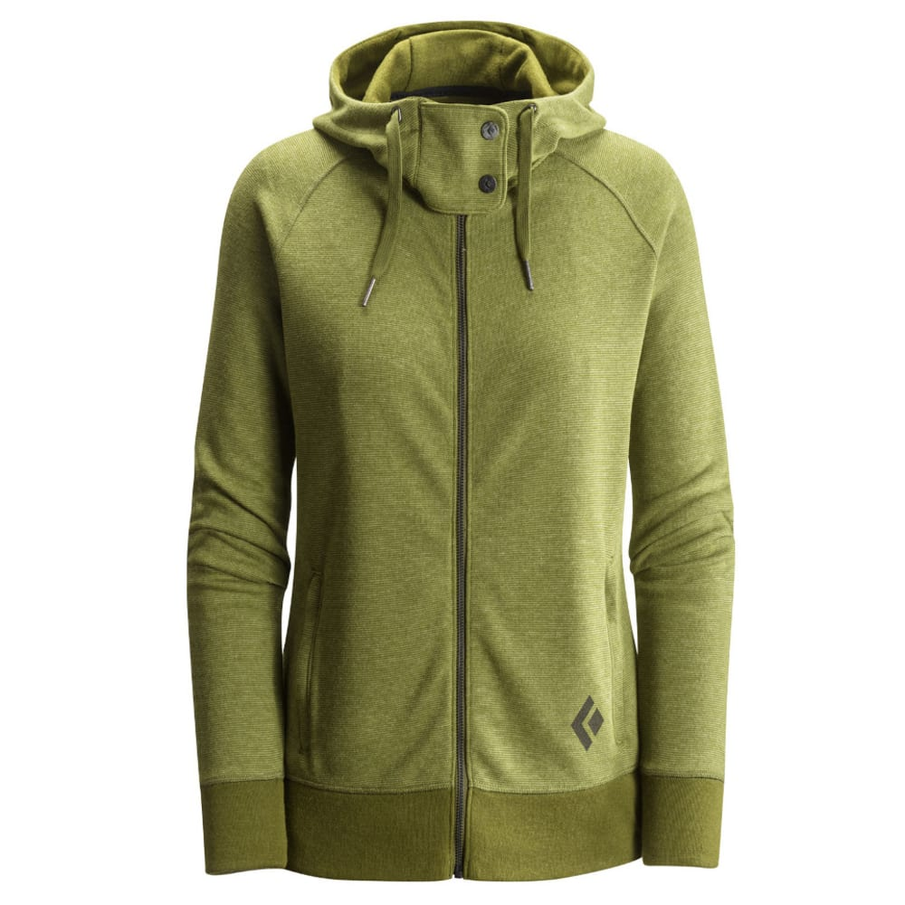 BLACK DIAMOND Women's Boulder Hoody - SAGE