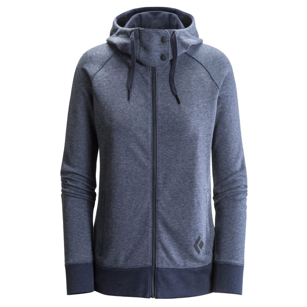BLACK DIAMOND Women's Boulder Hoody - CAPTAIN