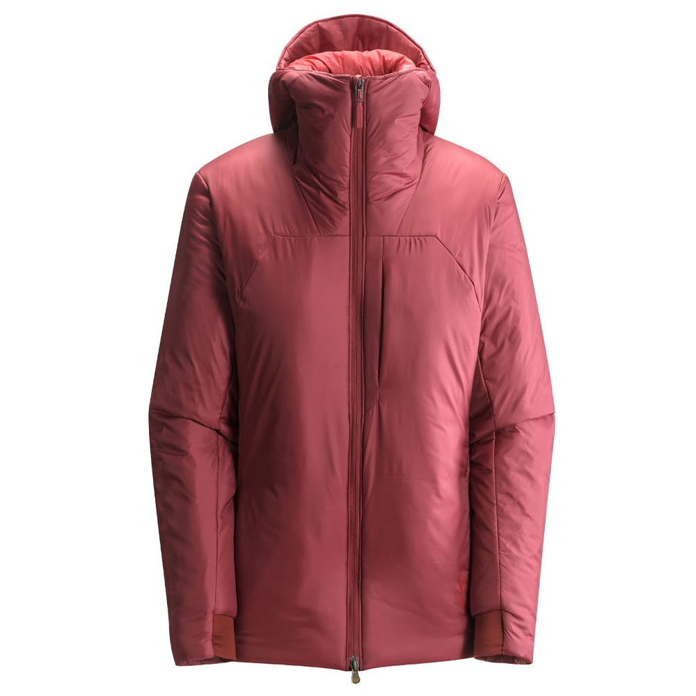 BLACK DIAMOND Women's Stance Belay Parka - MAROON