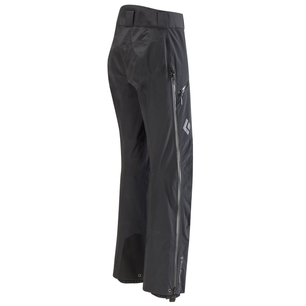 BLACK DIAMOND Women's Sharp End Pants - BLACK