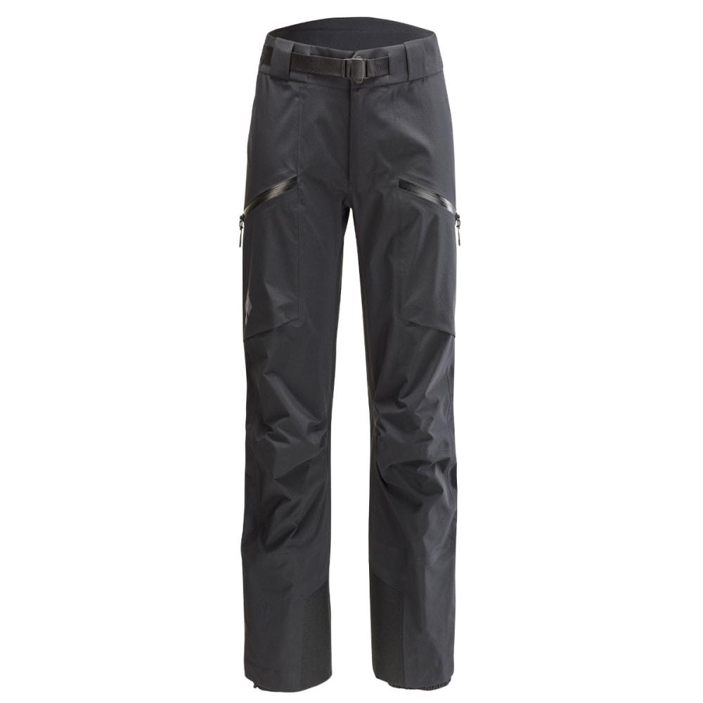 BLACK DIAMOND Women's Sharp End Pants - BLACK