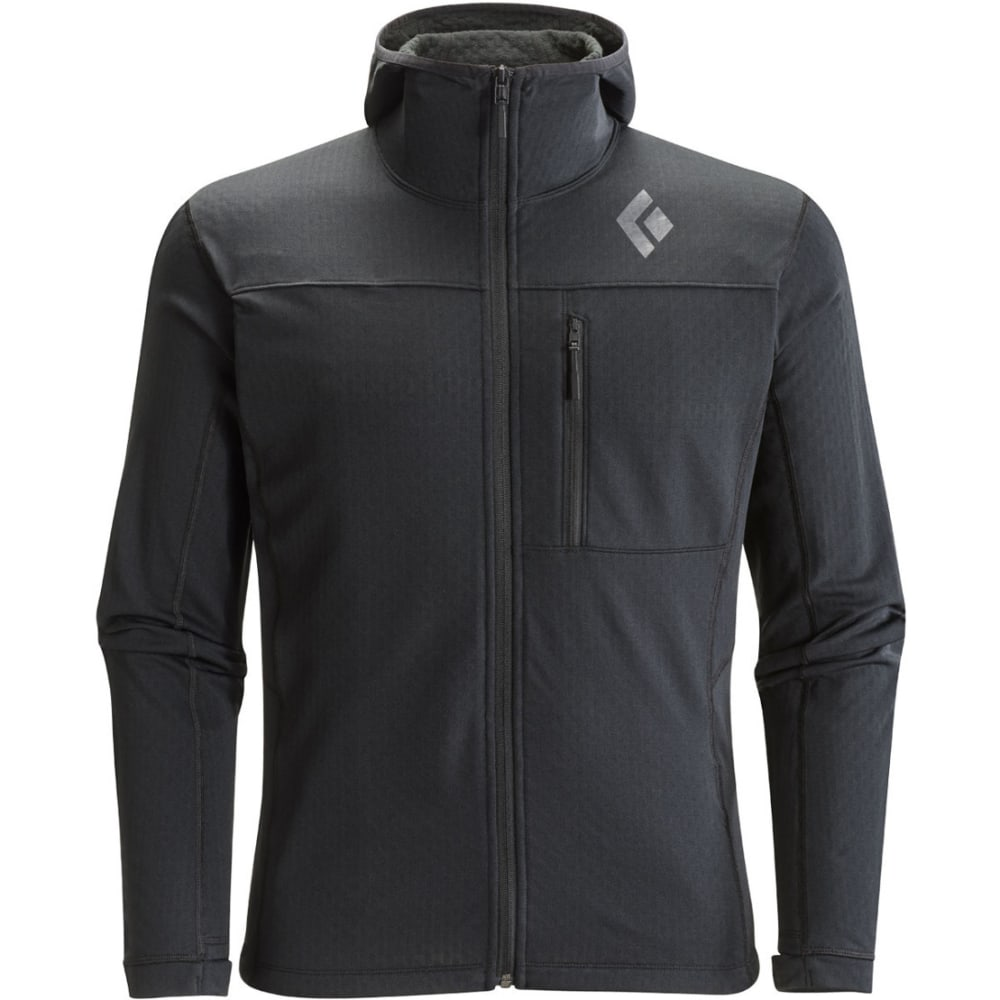 BLACK DIAMOND Men's CoEfficient Hoody - BLACK