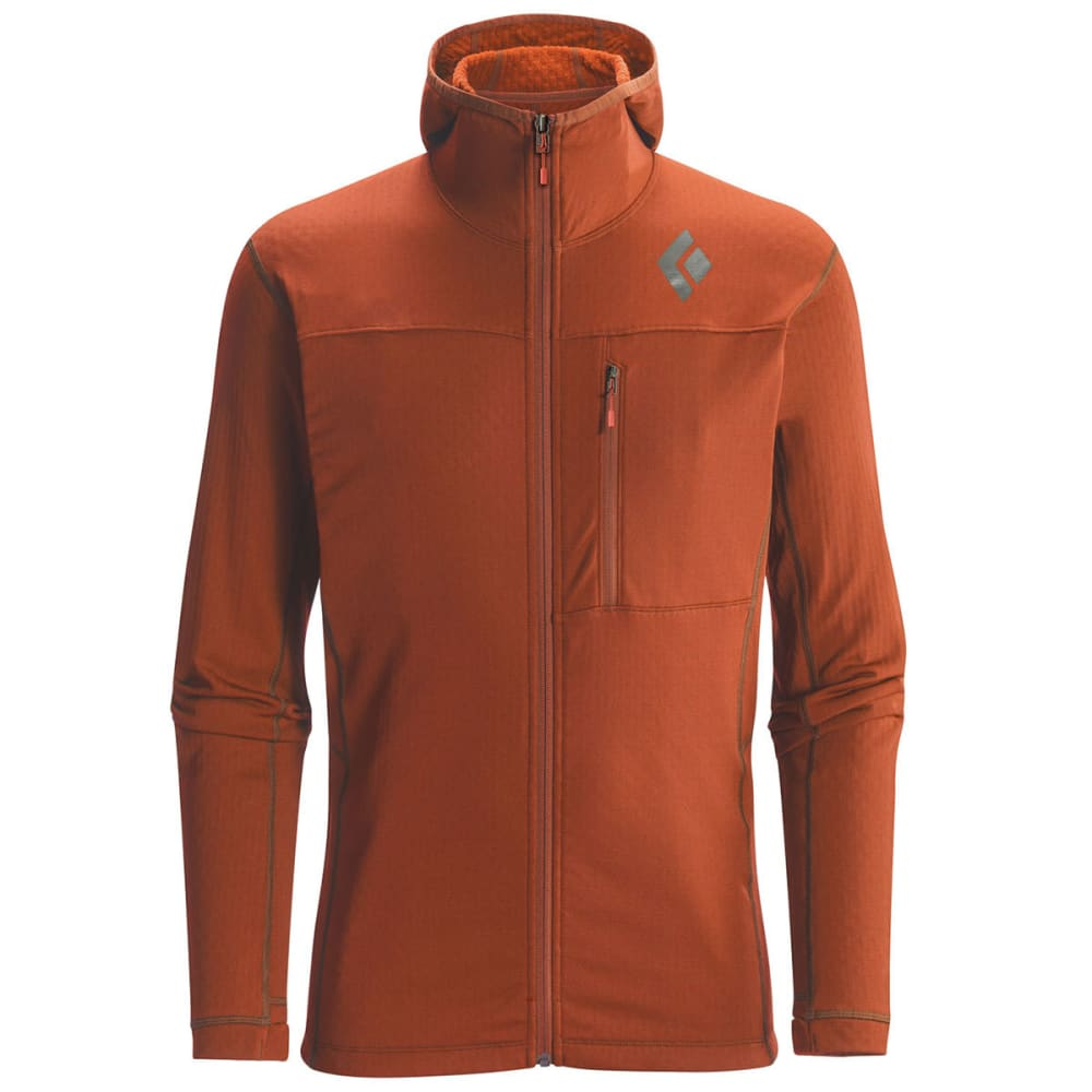 BLACK DIAMOND Men's CoEfficient Hoody - RUST