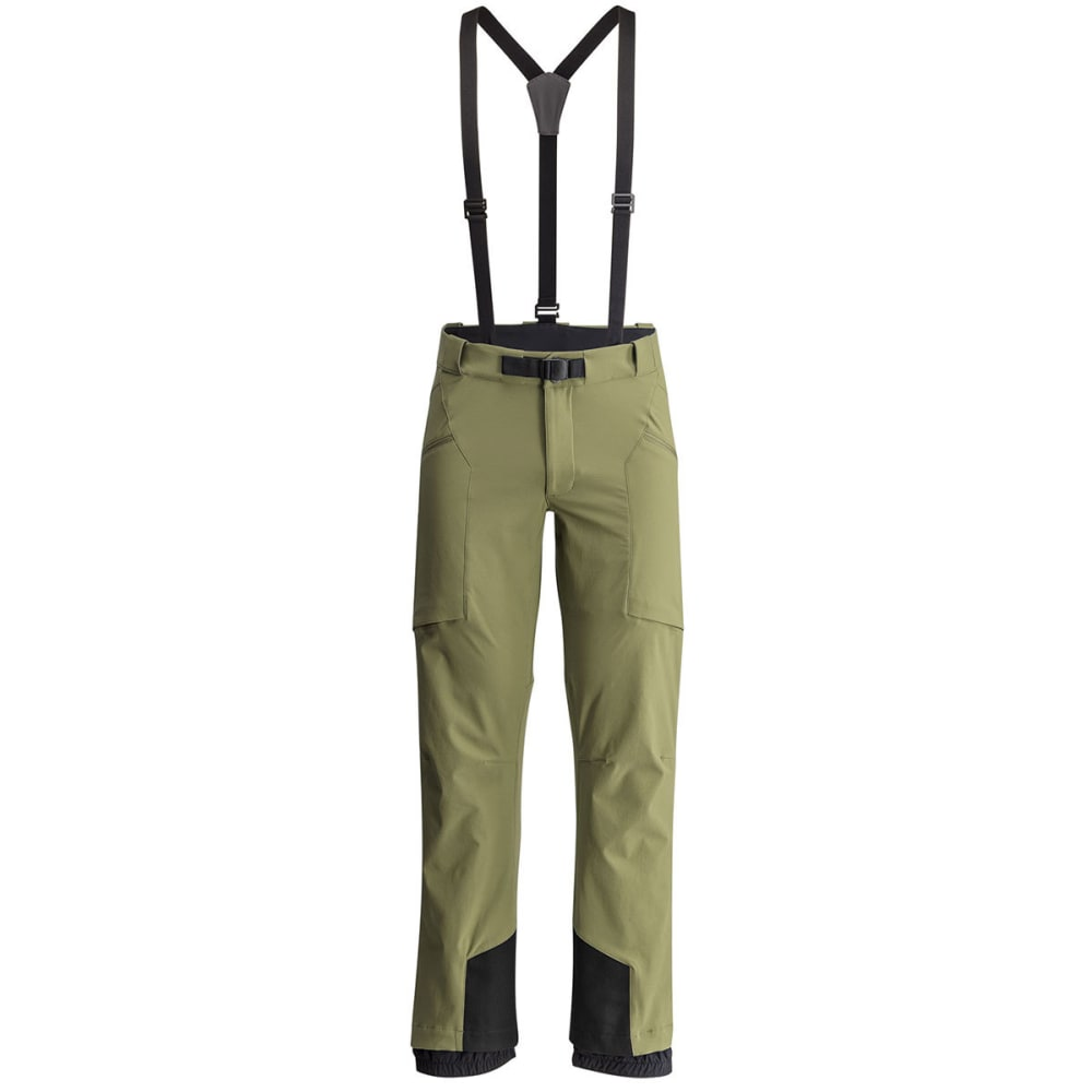 BLACK DIAMOND Men's Dawn Patrol Pants - BURNT OLIVE