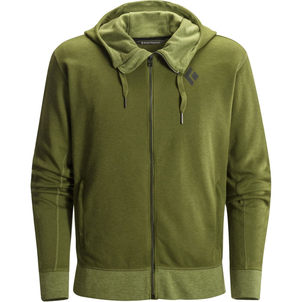 BLACK DIAMOND Men's Boulder Hoody - CARGO