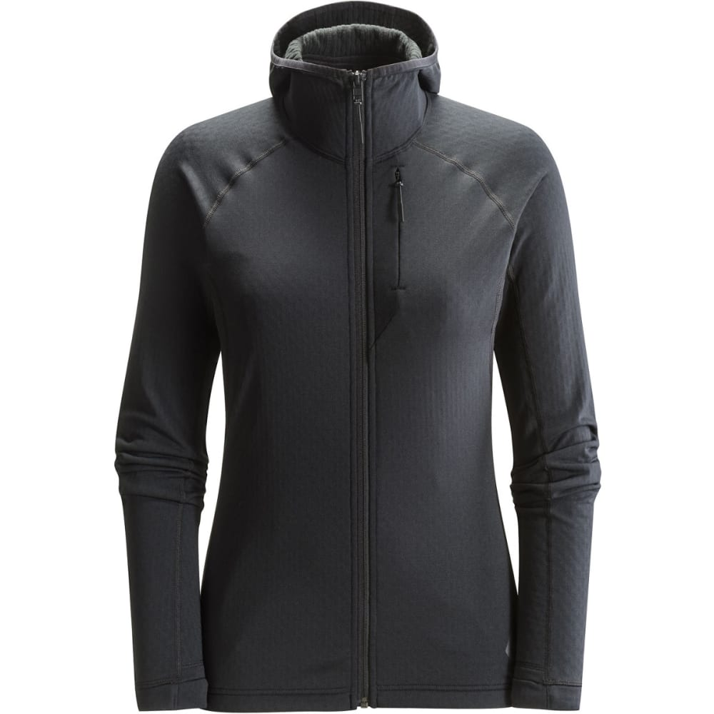 BLACK DIAMOND Women's CoEfficient Hoody - BLACK