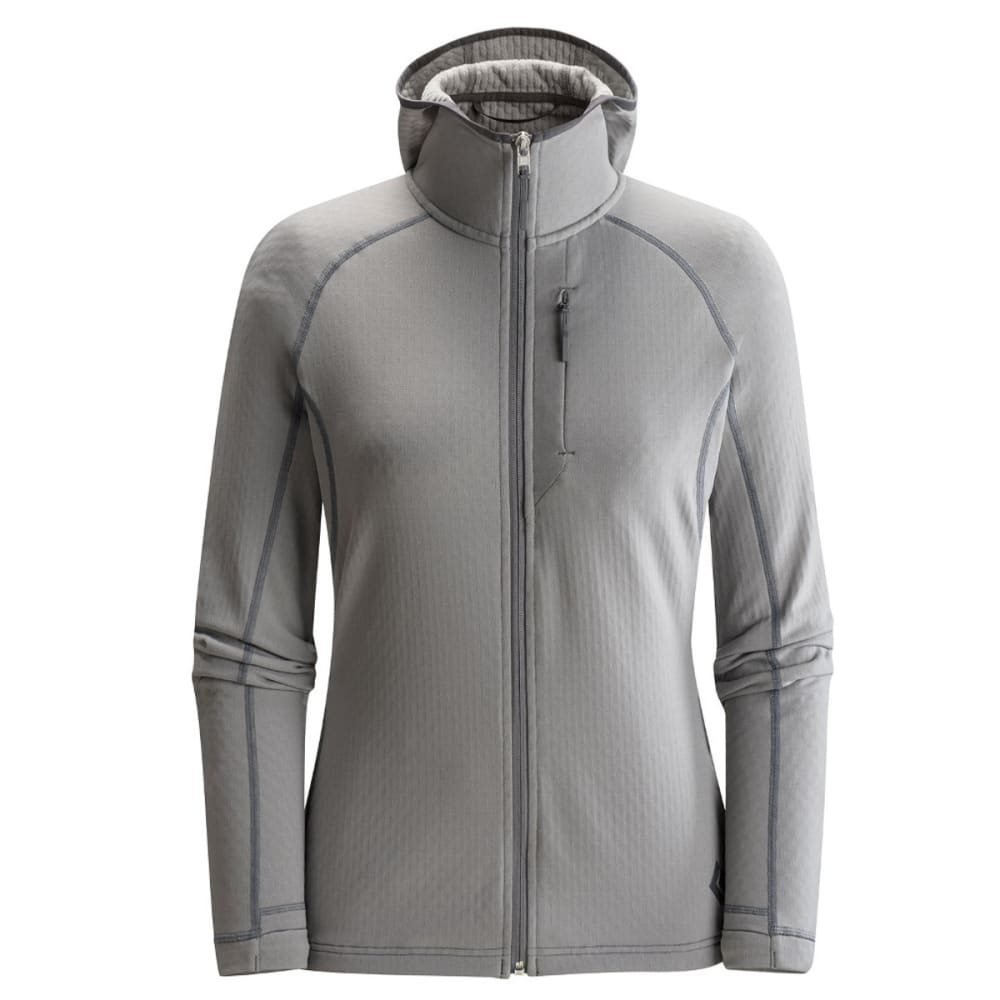 BLACK DIAMOND Women's CoEfficient Hoody - NICKEL