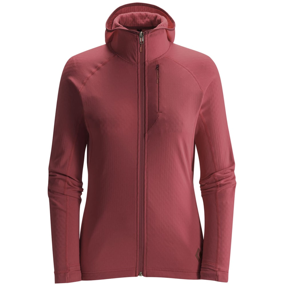 BLACK DIAMOND Women's CoEfficient Hoody - RHONE
