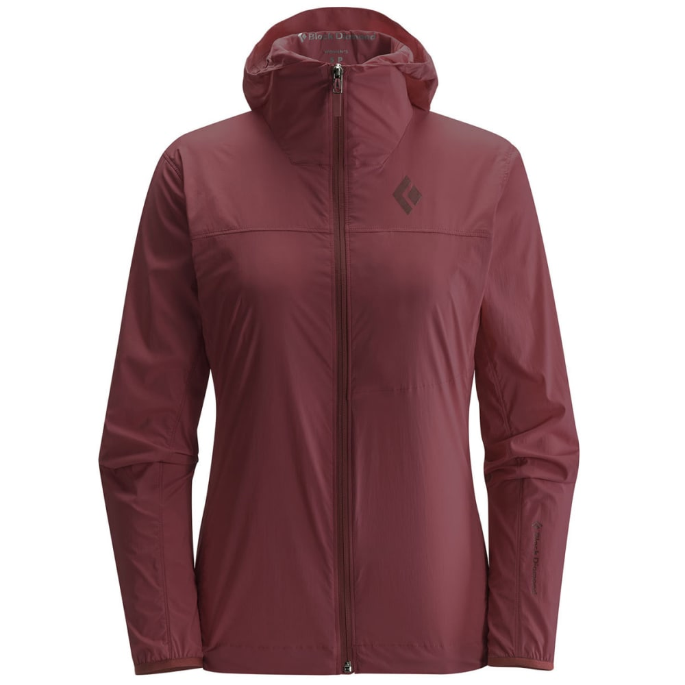 BLACK DIAMOND Women's Access Hoody - RHONE
