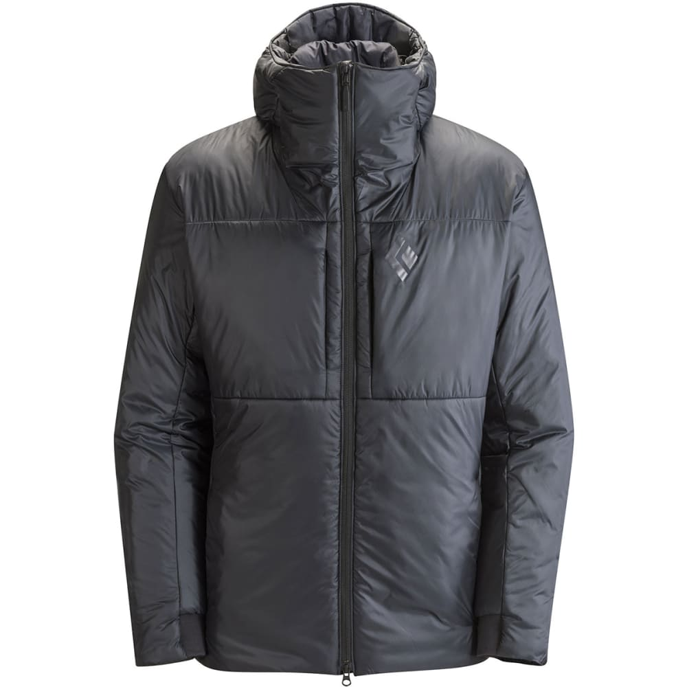 BLACK DIAMOND Men's Stance Belay Parka - BLACK