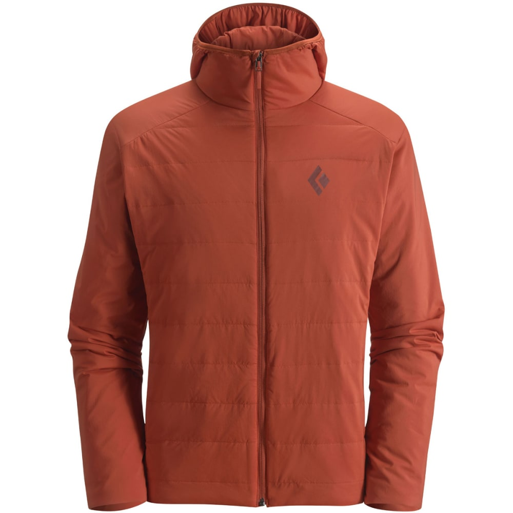 BLACK DIAMOND Men's First Light Hoody - RUST