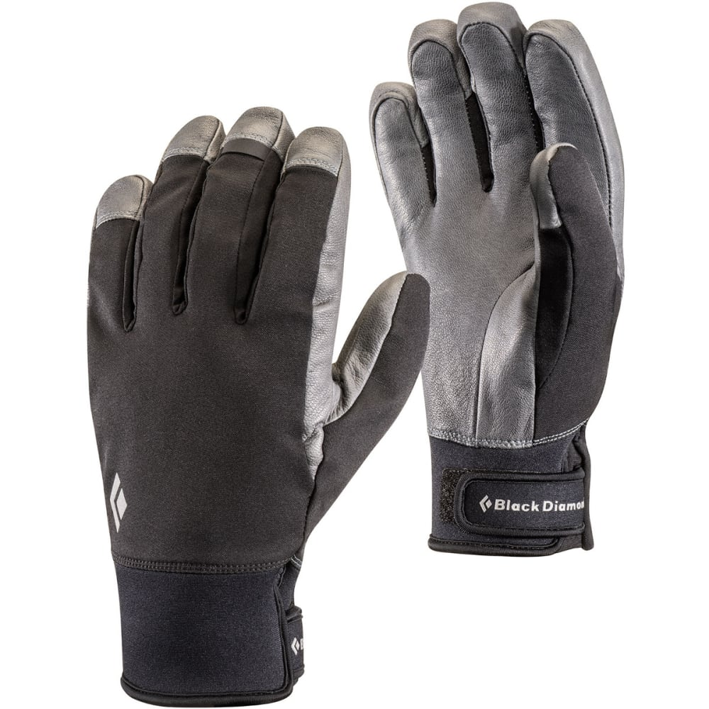BLACK DIAMOND Impulse Gloves - BLACK