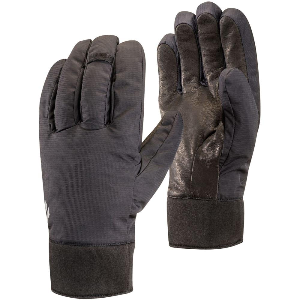 BLACK DIAMOND Midweight Waterproof Gloves - BLACK