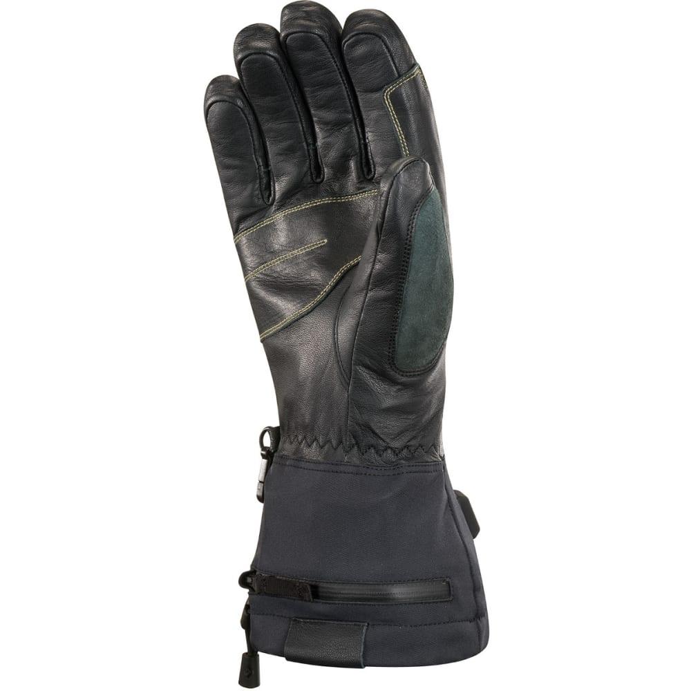 BLACK DIAMOND Solano Heated Gloves - BLACK