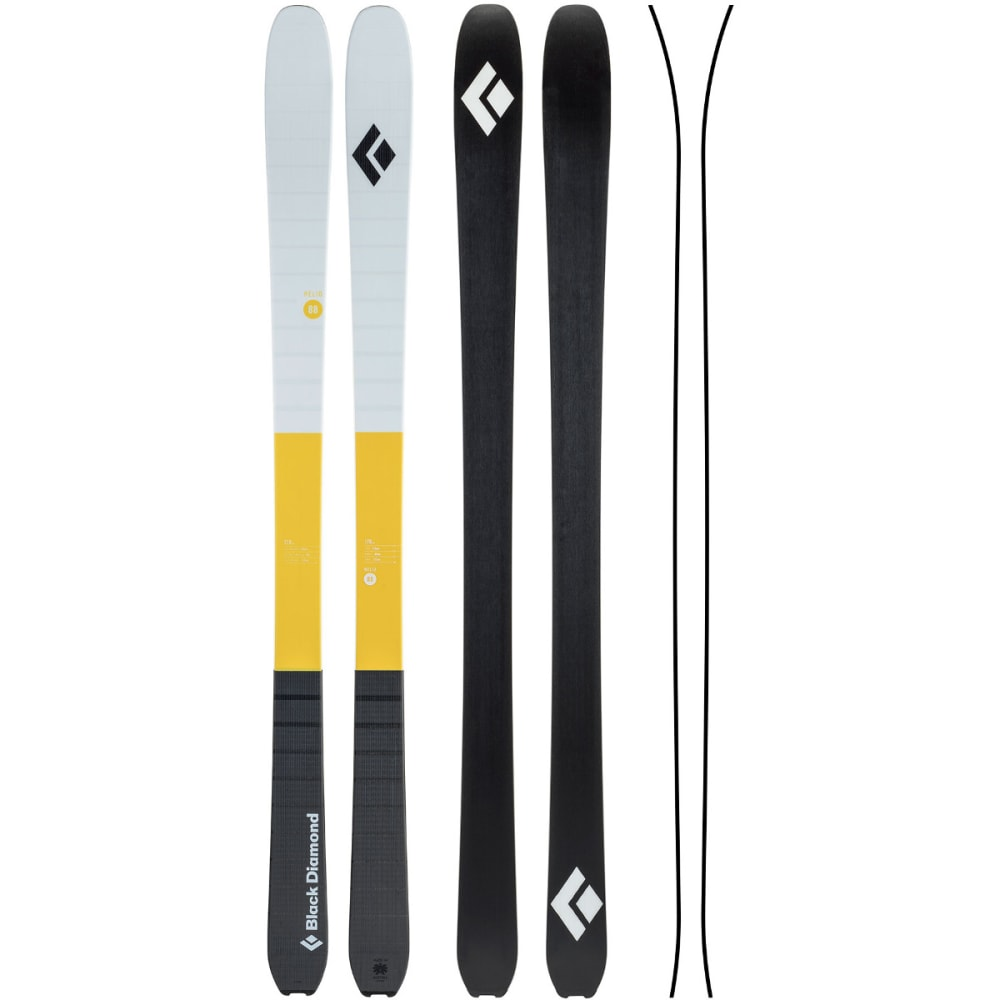 BLACK DIAMOND Helio 88 Carbon Ski - FLASH