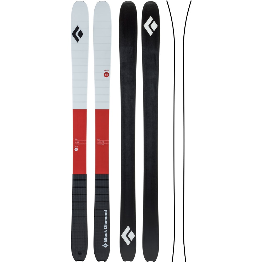 BLACK DIAMOND Helio 95 Carbon Ski - TORCH