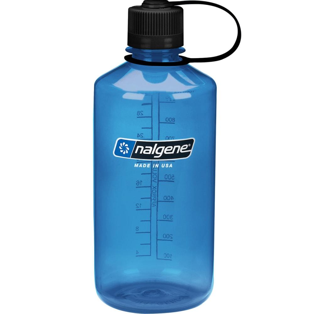 NALGENE Everyday Narrow Mouth Water Bottle, 1 Quart - SLATE BLUE