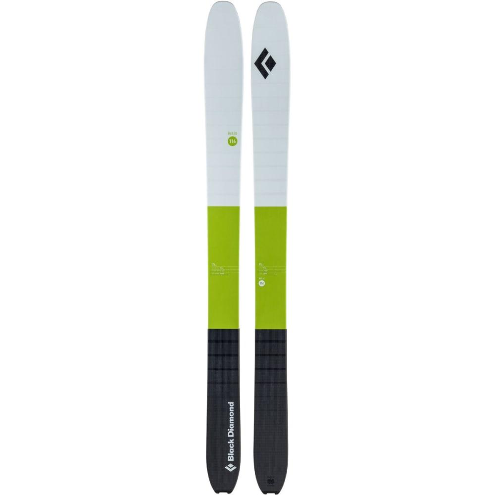 BLACK DIAMOND Helio 116 Carbon Ski - GRASS